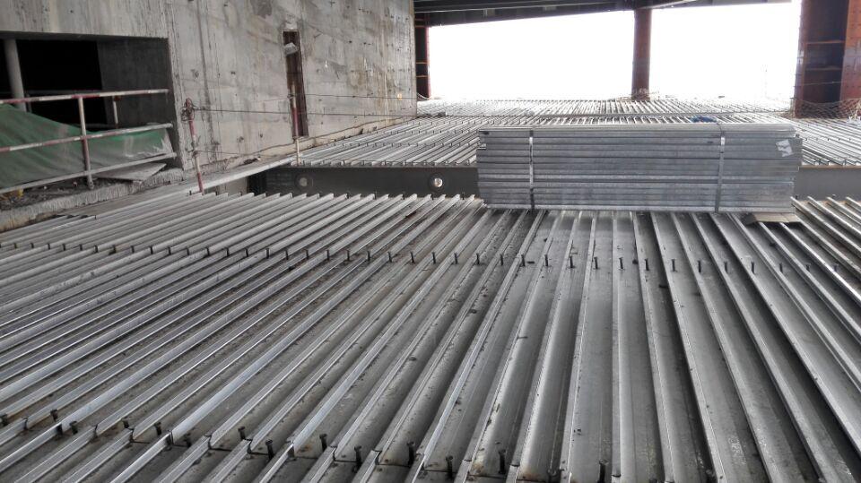 武山樓承板施工,定西樓承板廠家-專業的樓承板廠家當選金鼎鋼結