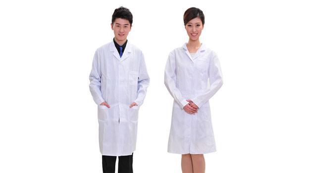 漢中醫用白大褂生產廠家-潮流西安白大褂盡在云印服飾