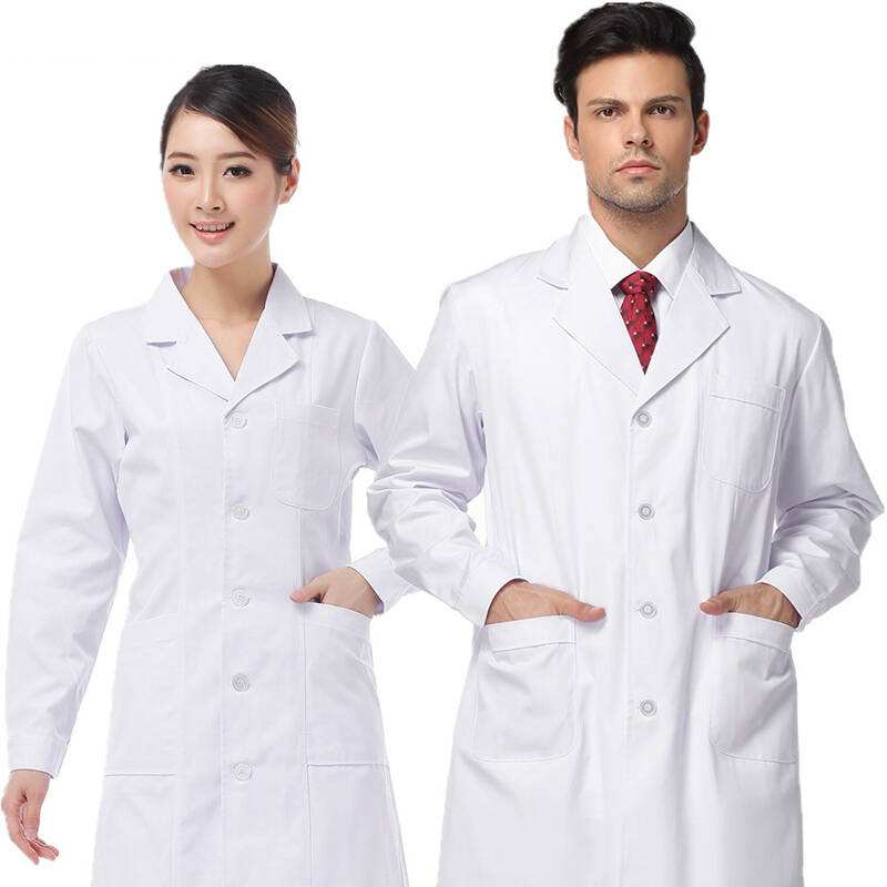 漢中工作服白大褂生產廠家-陜西西安白大褂供應商哪家靠譜