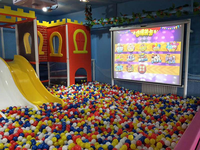 廣東互動投影砸球砸墻游戲|可靠的互動投影砸球供應商