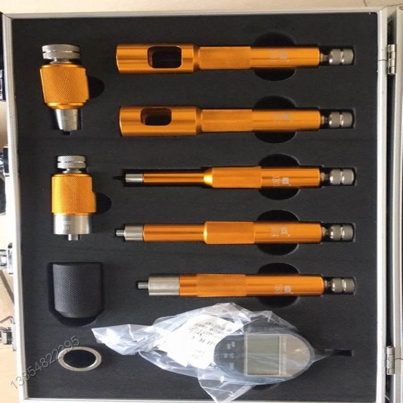 2019精达动力利用电喷试验台检测高压共轨油泵油嘴多用夹具管