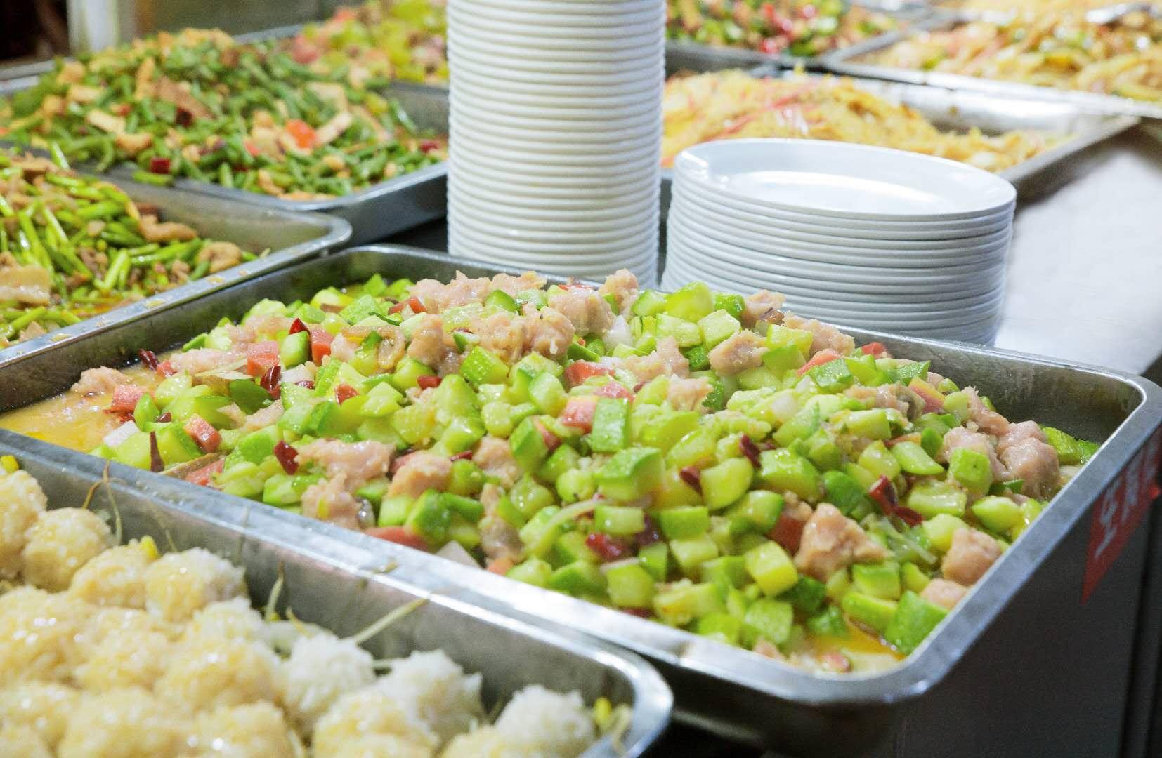 食堂承包推荐-想要专业的食堂承包服务就找新亿德餐饮