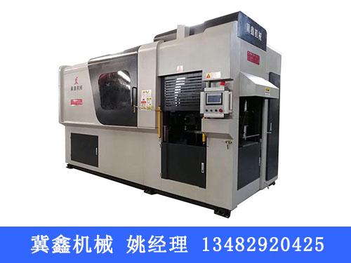 水平式铸造机