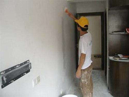 西安墙面粉刷