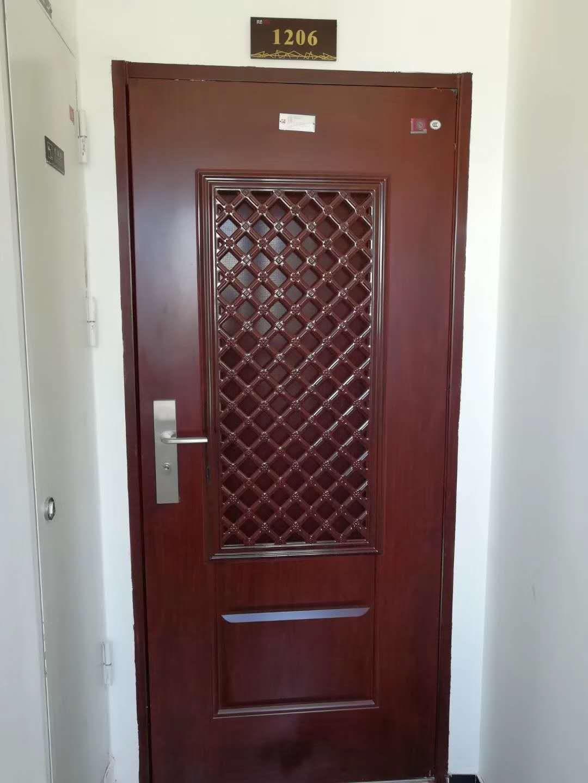 鲁宝通风门窗提供的防盗门改通风窗价钱怎么样-威海防盗门改通风窗