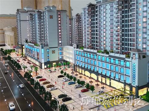 四川建筑沙盘模型_专业的建筑模型制作