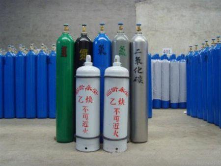 白银气体|甘肃工业气体批发