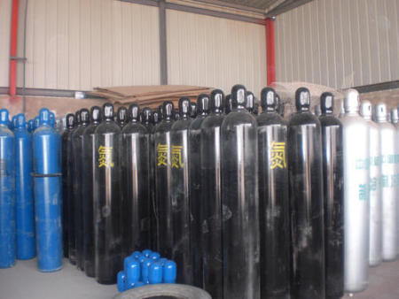 白銀氣體配送-白銀渝紫晶氣體有限公司高品質甘肅工業氣體批發