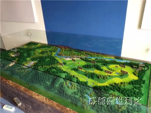 四川地形沙盘模型制作_哪里提供规划模型制作