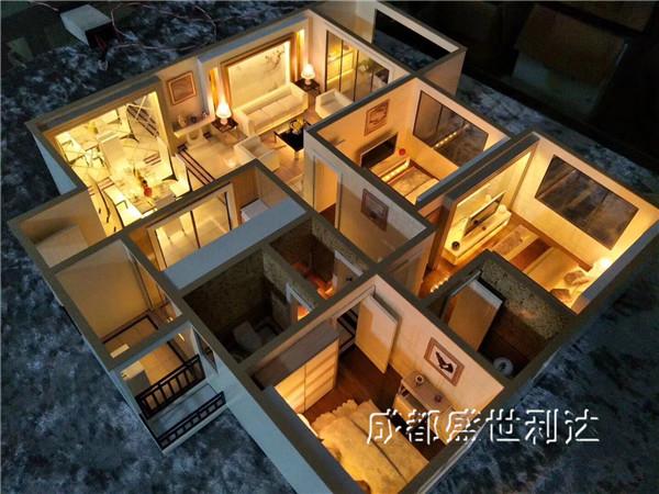 成都建筑户型模型,成都建筑模型公司
