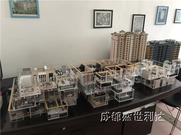 绵阳建筑模型-成都户型模型供应