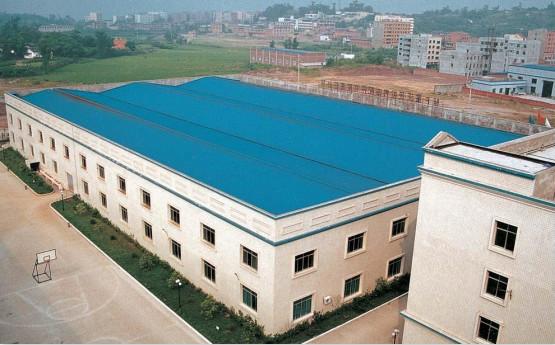 和田钢结构厂家_新疆价位合理的新疆彩板钢结构供应