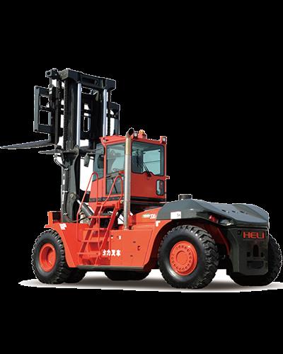 平衡重式叉车工作原理|专业的合力内燃叉车生产厂家