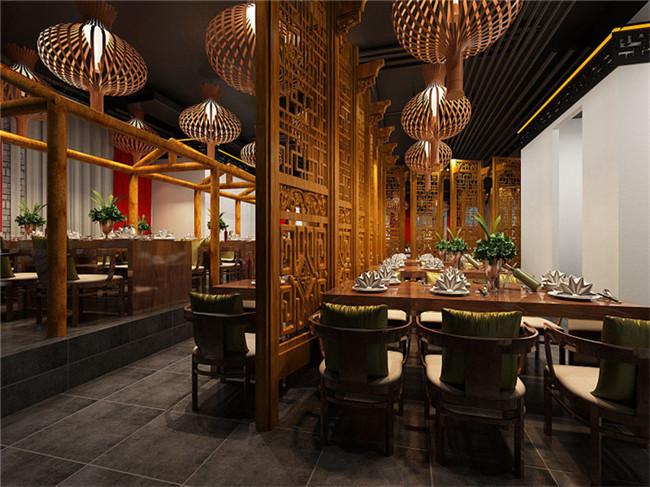 餐厅装修 屋里菜私房菜馆装修,河南私房菜馆装修怎样比较好?
