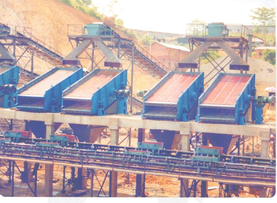 脱水矿用筛价格-大量供应矿用筛