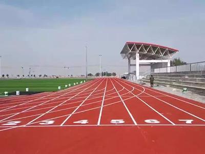 银川塑胶跑道材料哪家好|万达建业体育设施物超所值的宁夏塑胶跑道材料出售