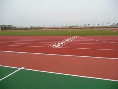 宁夏运动场地铺设
