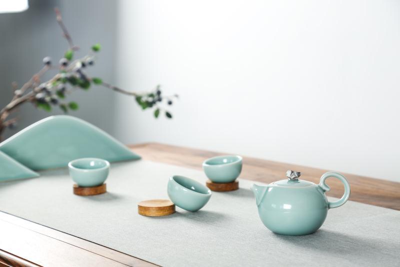 茶具陶瓷-东度文化创意-口碑好的若溪茶具供应商