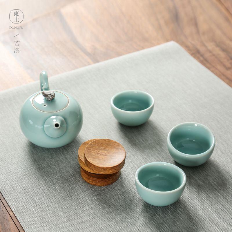 茶具创新礼品茶具小清新-去哪买实惠的若溪茶具