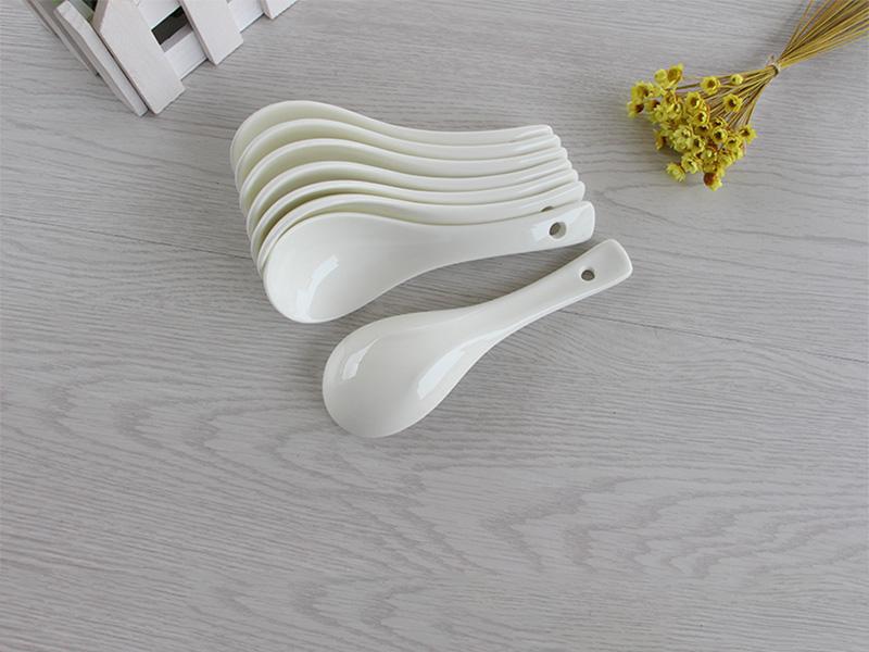 骨质瓷汤勺|有品质的报价-骨质瓷汤勺