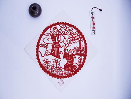 陕西剪纸批发-专业的剪纸定做提供商—陕西匠心艺品