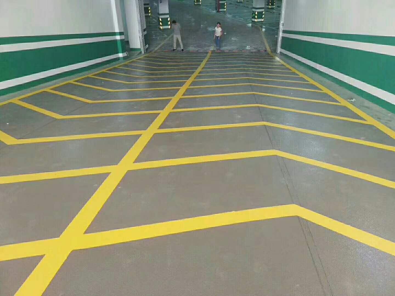 专业的停车场地坪-选好用的停车场地坪,就到青岛锦尚地坪