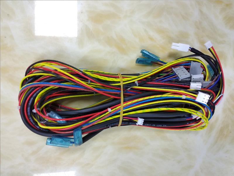 电暖桌连接线束