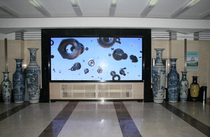 供应佛山好的LED显示屏安装|禅城服务周到的会议室大屏