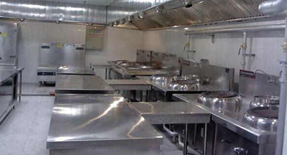 重庆餐饮厨房清洗