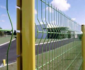 兰州护栏网价格-冀安筛网出售实用的公路护栏网