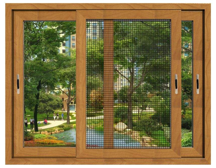大渡口断桥门窗怎么收费-品质展瑞二合一门窗价格