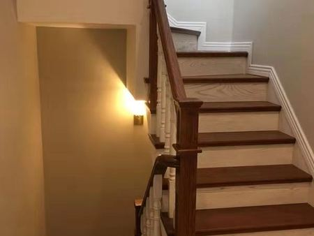 栏杆定制-豪安实木楼梯提供商资讯
