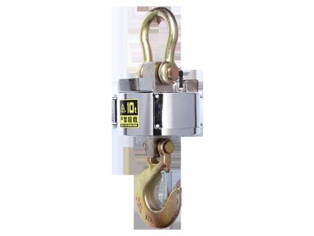 无线耐高温龙8国际吊钩秤-价位合理的无线龙8国际吊秤依托力称重设备供应