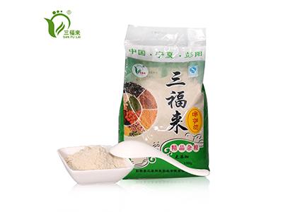 吳忠蕎麥粉廠家|高品質寧夏蕎麥粉上哪買
