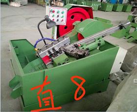 秋南机械供应质量好的高速搓丝机,湖南高速、超高速搓丝机价格实惠