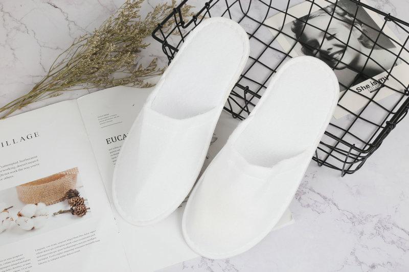促销一次性拖鞋 酒店一次性拉毛布一把包拖鞋批发哪家实惠