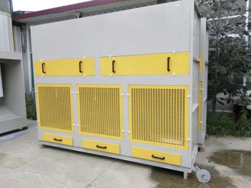 脉冲打磨柜厂家_丰业环保性价比高的脉冲打磨柜出售