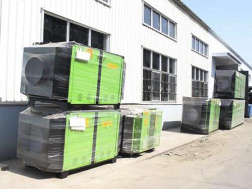 超好用的活性炭环保箱丰业环保供应|山东环保箱价格