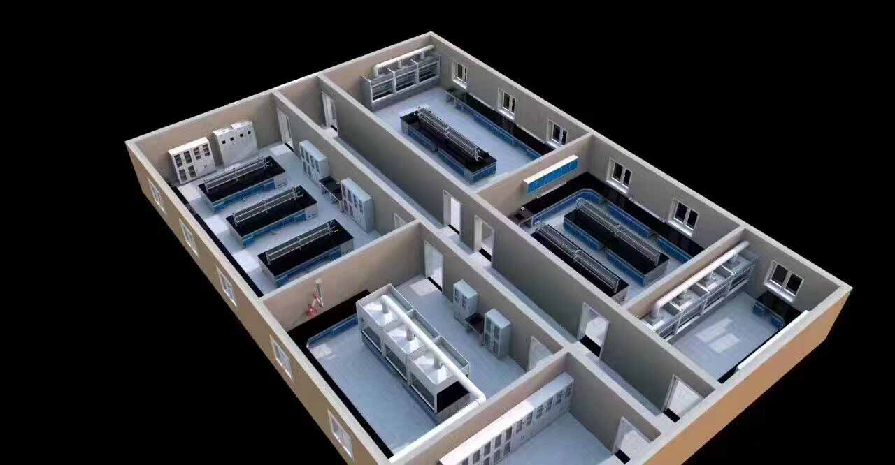 实验室设计公司-大量供应质量好的通风柜图片