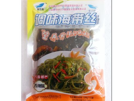 求购海带丝_绿万家海洋食品专业供应海带丝