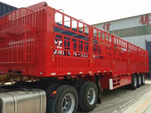 苍栅式半挂车价格_徐州哪里有质量好的苍栅式半挂车供应
