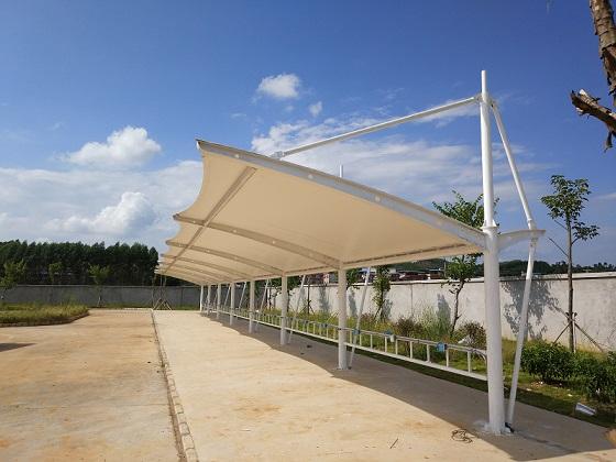 柳州膜结构厂家-广西膜结构造价