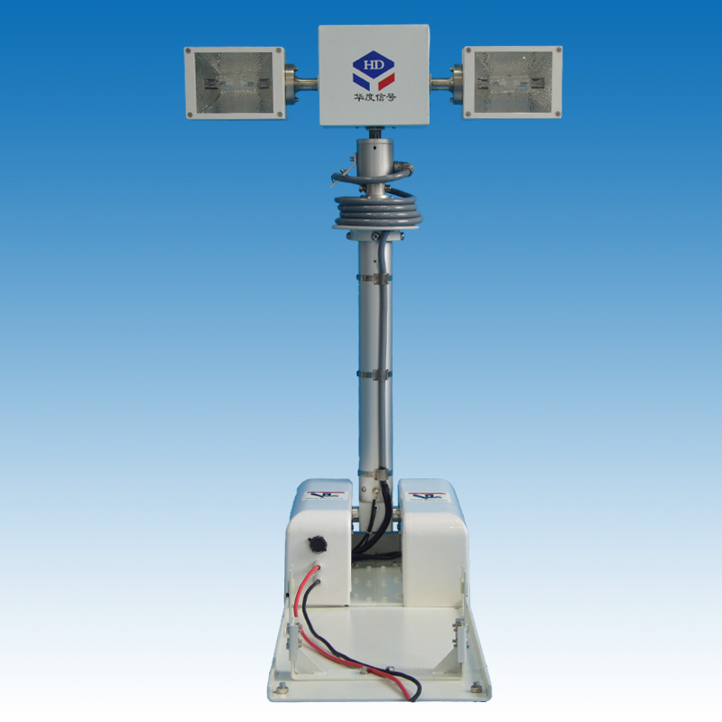 江蘇車載曲臂式工礦照明燈價格-供應上海優良的車載曲臂式升降照明燈