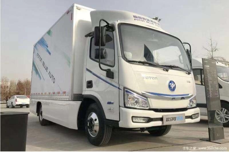 哪里能买到优惠的福田欧马可智蓝 坪山新能源轻卡货车品牌好