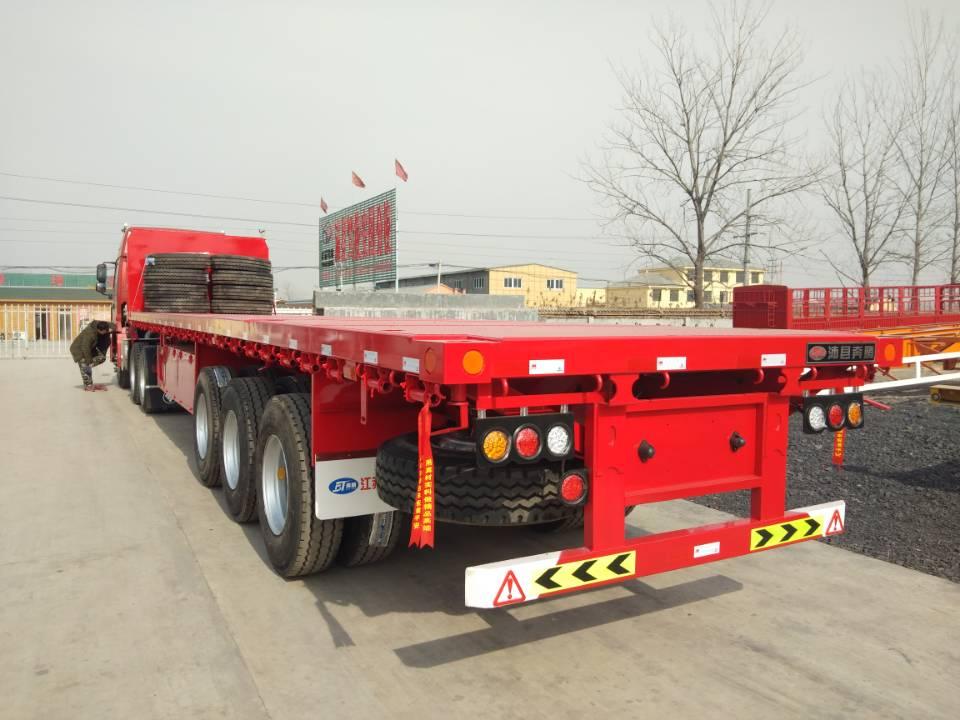 厂家直销的平板运输半挂车-徐州可靠的平板运输半挂车供应商