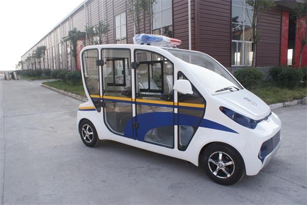 电动巡逻车生产厂家那家专业_专业的河南电动巡防车当选河南比德机械
