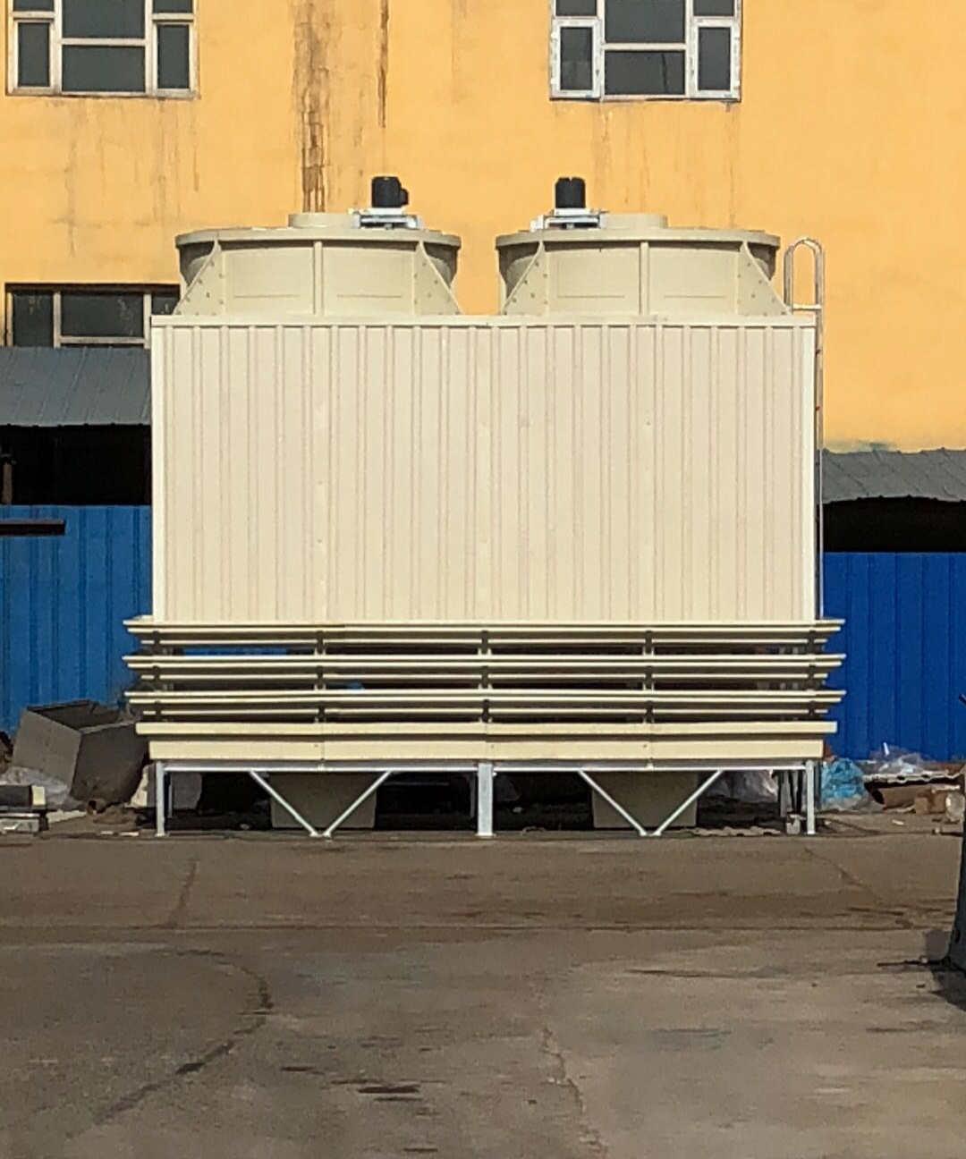 新疆玻璃鋼冷卻塔廠家-哈密專業供應玻璃鋼冷卻塔