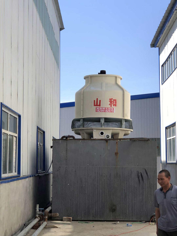 航誉信机械设备专业供应新疆玻璃钢冷却塔_哈密封闭式冷却塔厂家