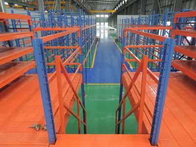 甘南貨架廠家-質量好的倉儲貨架要到哪買