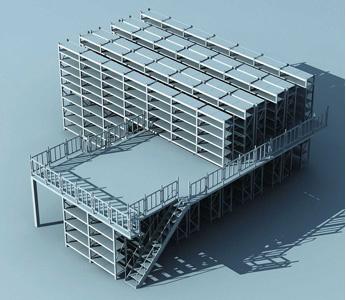 兰州货架-兰州中型货架-兰州阁楼式货架厂-兰州仓储货架